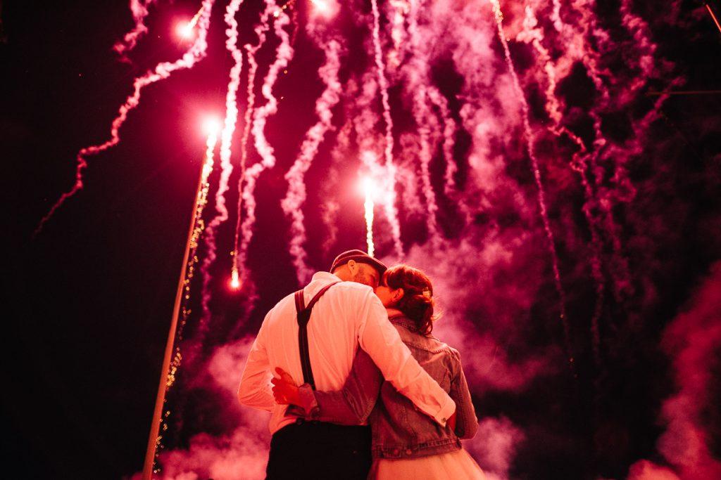 Feuerwerk Hochzeit Potsdam