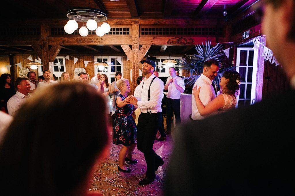 Hochzeitstanz in Potsdam