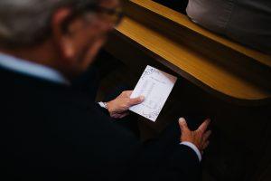 Kirchliche Trauung - Herzklopfreportagen by Steven Ritzer